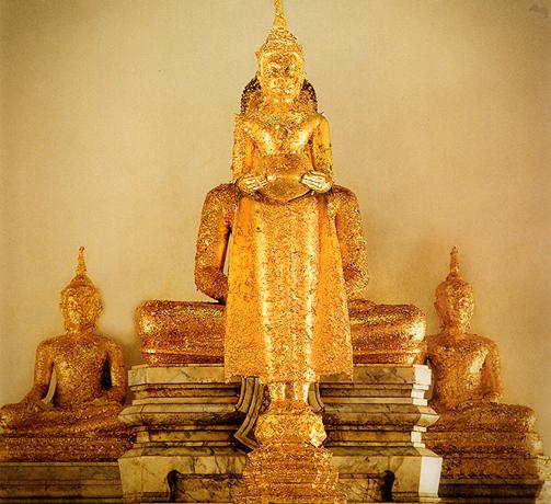 Thai Buddha: Wat Ban Laem