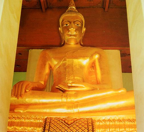 Thai Buddha: Phra Mongkhol Bophit