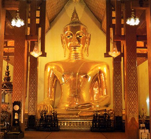 Thai Buddha: Phra Chao Ton Luang
