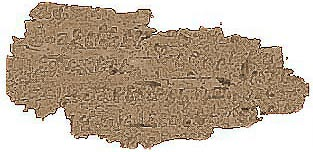 Bark text fragment