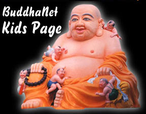 BuddhaNet's Kids' Page