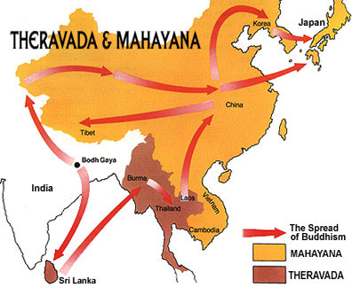 The Buddhist Schools: Theravada and Mahayana