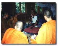 The Mindfulness of the Buddha |Buddhist Counseling People