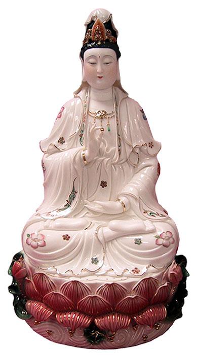 buddhist deity kuan shih yin pusa avalokiteshvara