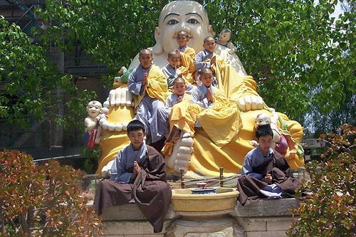 Phuoc Hue Temple - Photo Documentary