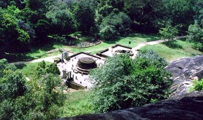 View of Hatthikucchi