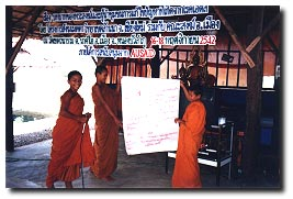 The Sangha Metta Project Buddhist Monks Hiv Aids Prevention And Care